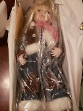 "Duck House Heirloom Doll Authentic ""Lucille"" 0042/5000"