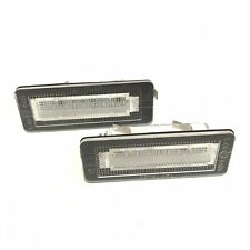 For Smart Car Fortwo 450 451 04-15 18 Xenon LED Number Licence Plate Units