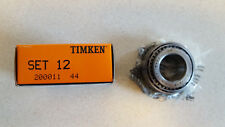 Timken Set 12 bearings - 4 Sets - 200011 44 - New LM2749