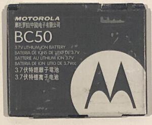 Official Motorola BC50 Original Replacement Battery 750mAh