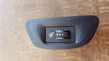 Peugeot 407 SW 6E BJ 2005 Schalter Sitzheizung Fahrerseite links