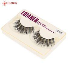 LDIANER Natural Long Thick False Fake Eyelashes Eye Lashes Makeup Extension New