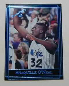 Shaquille O'Neal _ 32 Different Cards _ Your Choice _ 10 Mail FREE in USA