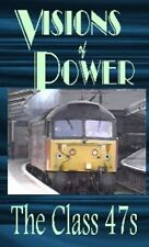 Visions of Power The Class 47 DVD Diesel Trains Locomotive BR Traction Rail
