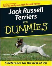 Jack Russell Terriers for Dummies by Deborah Britt-Hay (2000, Trade Paperback)