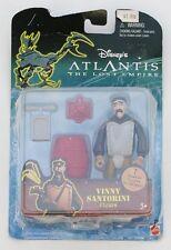 DISNEY Atlantis the Lost Empire - Vinny Santorini figure Mattel approx 3 inches