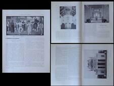 CONSTRUCTION MODERNE n°22 1926 PAVILLON BELGIQUE, VICTOR HORTA, BENJAMIN GOMEZ