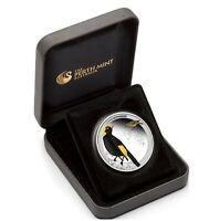 2013 BIRDS OF AUSTRALIA  REGENT BOWERBIRD  1/2oz Silver Proof Coin