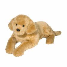 SHERMAN the Plush GOLDEN RETRIEVER Dog Stuffed Animal Douglas Cuddle Toys #2459