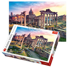 Trefl 1000 Piece Adult Large Roman Forum Plaza Foro Romano Jigsaw Puzzle NEW