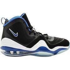 Nike Air Penny 5 V GS SZ 6.5Y Orlando Magic Black Blue Foamposite 537640-004