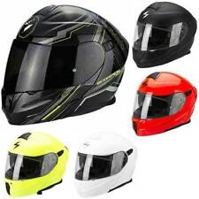 Scorpion Helmets with Quick Release Fastening