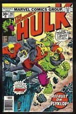 Incredible Hulk 203 VF- 7.5 Marvel 1976 FREE SHIP
