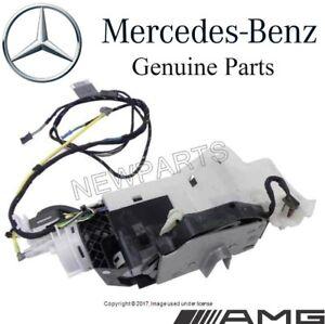 For Mercedes W215 CL500 Driver Left Door Lock Mechanism Actuator Motor Genuine
