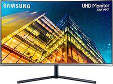 """Samsung U32R590CWU Curved UHD/4K 32"""" FreeSync Gaming Monitor 4ms (DP/HDMI)"""