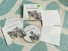 Mac OS X Snow Leopard 10.6.3 Retail DVD + Lizenz Handbuch Betriebssystem OVP