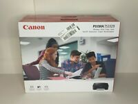 *WITH INK* Canon PIXMA TS3329 Phone Direct WiFi All In One Printer OPENBOX WORKS