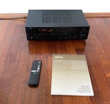 YAMAHA RX-485RDS Stereo-Receiver inkl. Fernbedienung & Anleitung