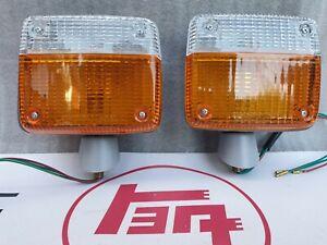 TOYOTA LAND CRUISER BJ40 BJ45 FJ40 BJ FJ TURN SIGNAL LAMPS LIGHT RH & LH NEW