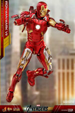 Hot Toys Avengers IRON MAN MARK VII Diecast Action Figure 1/6 Scale MMS500 D27