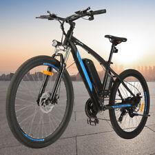 27.5 inch Electric Mountain Bike Bicycle 500W E-bike Cycling Citybike E-MTB 10Ah
