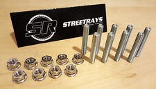 StreetRays [SR] Intake Manifold Extended Stud F22A F22B Accord H22A H23 Prelude