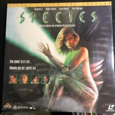 Species (Laserdisc, 1995)