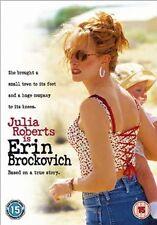 ERIN BROCKOVICH - DVD - REGION 2 UK