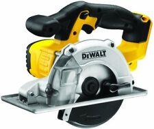 Dewalt Dewdcs373n 18V XR Sierra circular corte de metales - solo herramienta