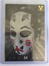2015-16 Final Vault Murray Bannerman 1/1 Mask Be A Player 2001-02 SP ITG 15/16