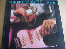 ERIC CLAPTON - TIMEPIECES  - THE BEST OF ERIC CLAPTON