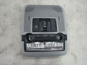 2006-2013 BMW X5 E70 FRONT OVERHEAD UPPER DOME READING MAP LIGHT LAMP OEM