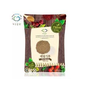 100% Koean Buckwheat Flour Soba Powder 0.66lb Raw Fresh Gluten Free 300g