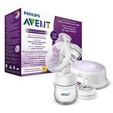Philips AVENT Scf332/31 elektrische Komfort-einzelmilchpumpe weiß