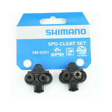 Shimano SM-SH51 SPD MTB Bike Bicycle Multi-Release Pedal Cleats Black