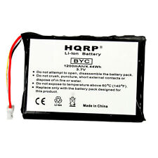 HQRP Battery for Flip MinoHD Cisco 02404-0019-00, 02404-0022-00 Replacement