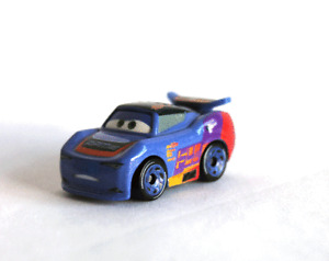 Disney Pixar Cars Mini Racers Metal Series 2021 Barry DePedal Box #15 Free Ship