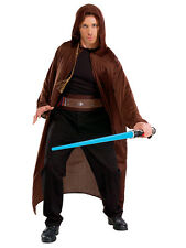 Adult Star Wars Jedi Knight Fancy Dress Costume Kit STD Skywalker Lightsaber BN