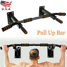 Pull Up Bar Gym Ceiling Gym Home Mounted Exercise Fitness Chin Up Bar Heavy Duty