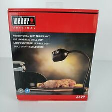 Weber -Grill Out - Table Light  6427 New in Unopened Box