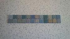 Multi Coloured Mosaic Wall Tile Border Strips