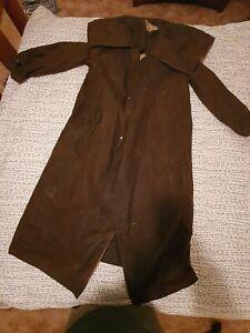 Oilskin coats
