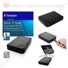 Nepros V284393 HDX 3 5 4tb Verbatim Usb3.0