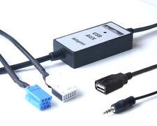 Clé USB et AUX Media Dans Interface Adaptateur VW Golf 4 5 6 IV V VI RCD 210 300