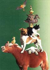 Piled High Tree-Free Greetings Funny Humorous Birthday Card