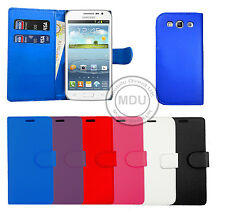 Leather Wallet Book Flip Case Cover Pouch For Samsung Galaxy S3 NEO i9301