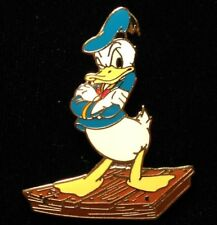 Disney Pin - Donald Duck with Arms Crossed Looking Angry Master Replicas Le 500