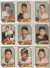 1989 TCMA Pawtucket Red Sox Boston AAA Team Set of 25 Quintana, Marzano, Romine