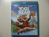 Yogi Bear (Blu-ray Disc, 2011) Brand New and Sealed