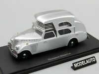 Autocult 1:43 Thompson House Car, silber-metallic, USA, 1934  L.E. 333 pcs.